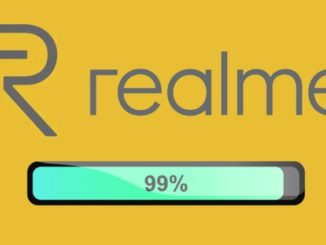 Realme Manually Download and Update the Firmware