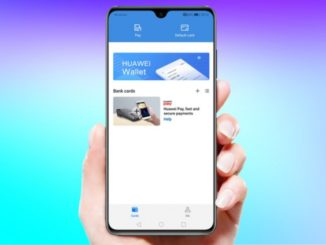 How Wallet Works on Huawei Mobiles with EMUI 10