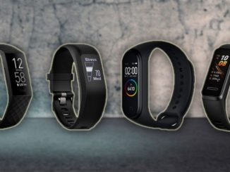 Best Smartbands to Play Sports and Record Activity