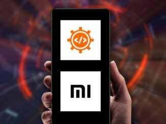 Activate Xiaomi Developer Options and Options