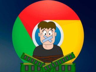 Google Chrome Will Use Less RAM in Windows