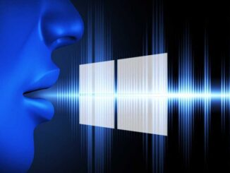 Control Windows 10 with Voice