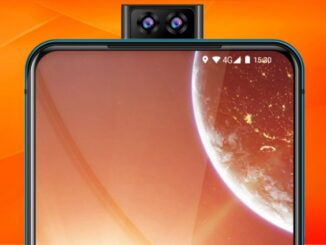 Xiaomi: New Patent Showing a Rotating Camera