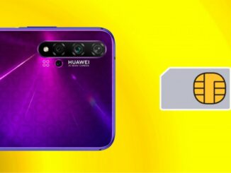All Failures with the SIM Card in Huawei Mobiles