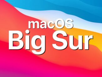 MacOS 11 Big Sur News and Features