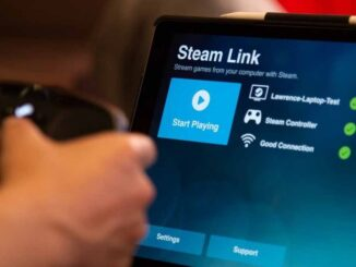 Play PC Games from Mobile with Steam Link