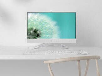 21-inch All-in-One to Study