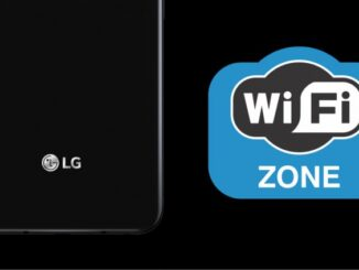 Share the Internet or Create a Wi-Fi Zone on LG