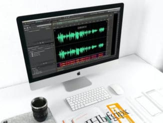 Edit Audio on Mac