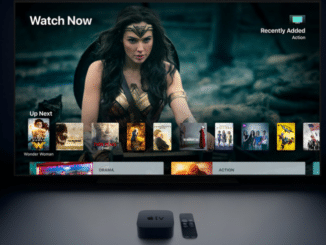 Streaming Platforms Available on Apple TV