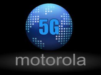 Motorola Moto G 5G: Leaked