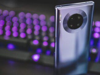 Huawei Mate 40 and Huawei P40