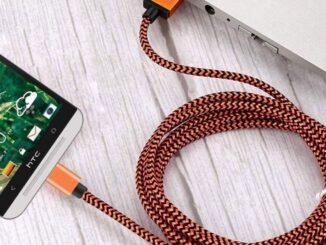 Câbles USB de type C prenant en charge une charge rapide
