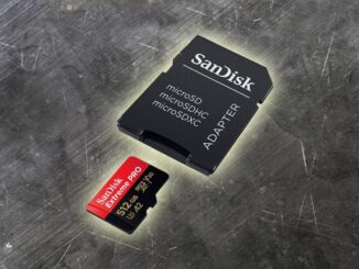 512 GB microSD for Mobile or Camera