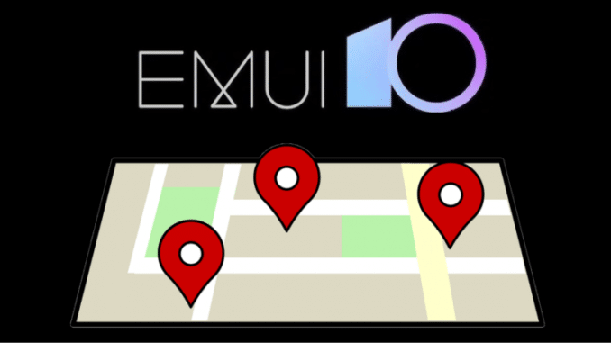 Modify Location Permissions on Huawei Mobiles