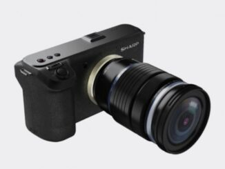 Sharp Announces Rival for EOS R5