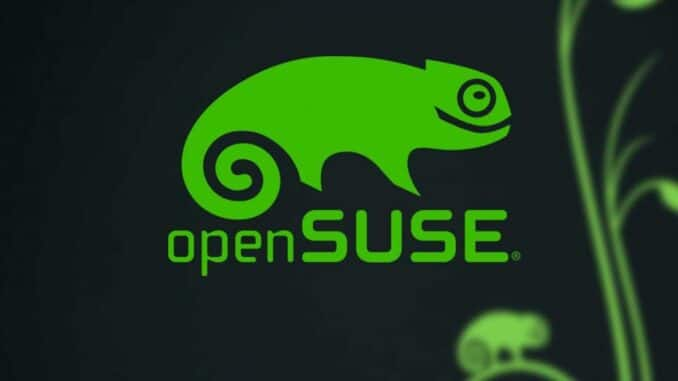 OpenSUSE Linux on a Mobile
