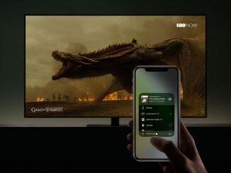 Televizor inteligent cu Airplay
