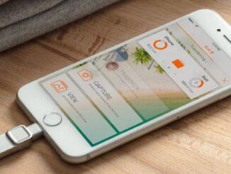 Conectați Pendrive la iPhone și Gestionați fișierele
