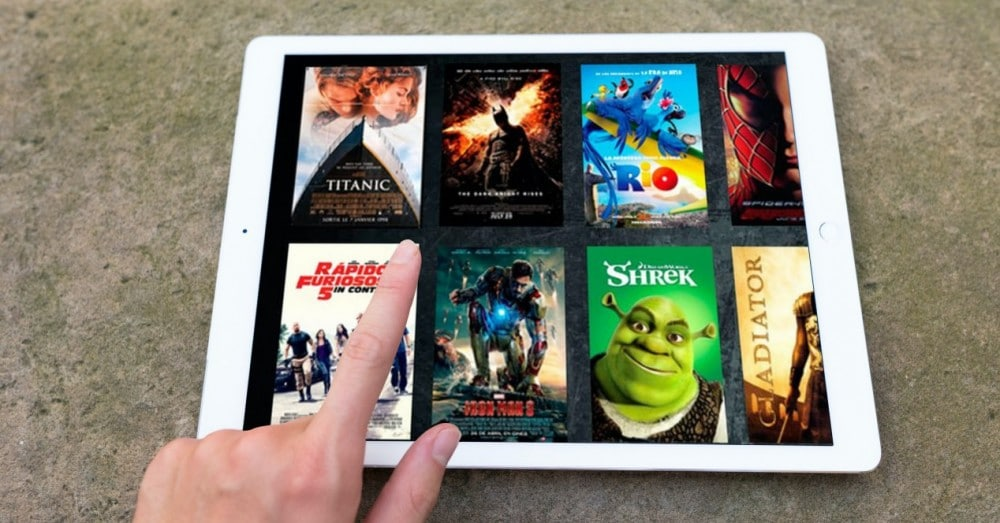 Apps to Watch Movies on an iPad