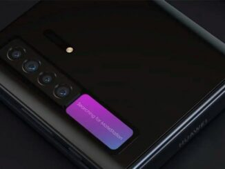 Images of the Huawei Mate V