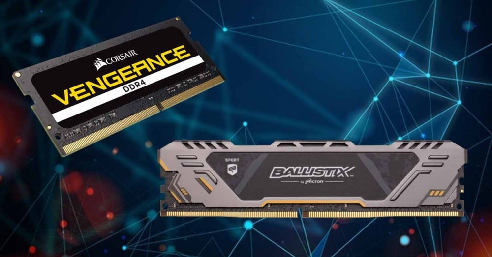 DIMMs and SO-DIMMs: Difference in Performance