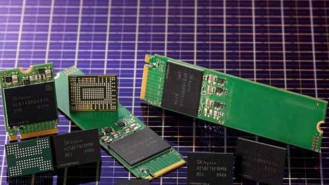 How the SSD Controller Manages Internal NAND Memory