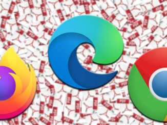Save a Website in PDF in Firefox, Edge or Chrome