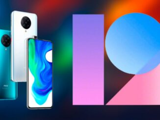 Poco F2 Pro is Updated with MIUI 12