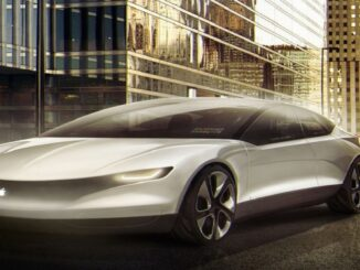Infrared Apple Car: New Apple Patent
