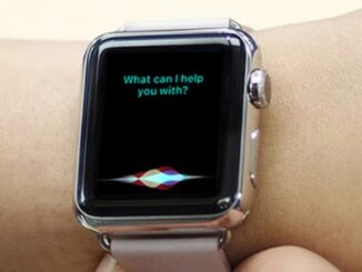 How Siri Can Be Used on Apple Watch