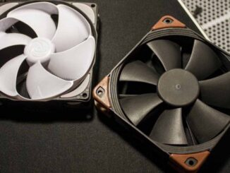 120 and 140mm Fan Differences for Heatsink