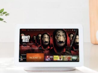 Watch Netflix on Google Nest Hub Smart Displays