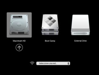 Change the Boot Disk on Mac