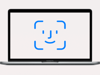 Mac with Face ID