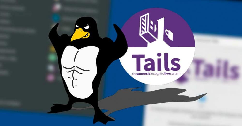 Tails 4.9: News and Download