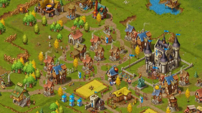 Best Village Games