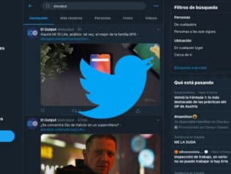 Twitter from the Web Browser