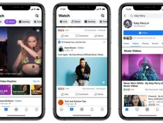 Facebook Watch Launches New Music Section