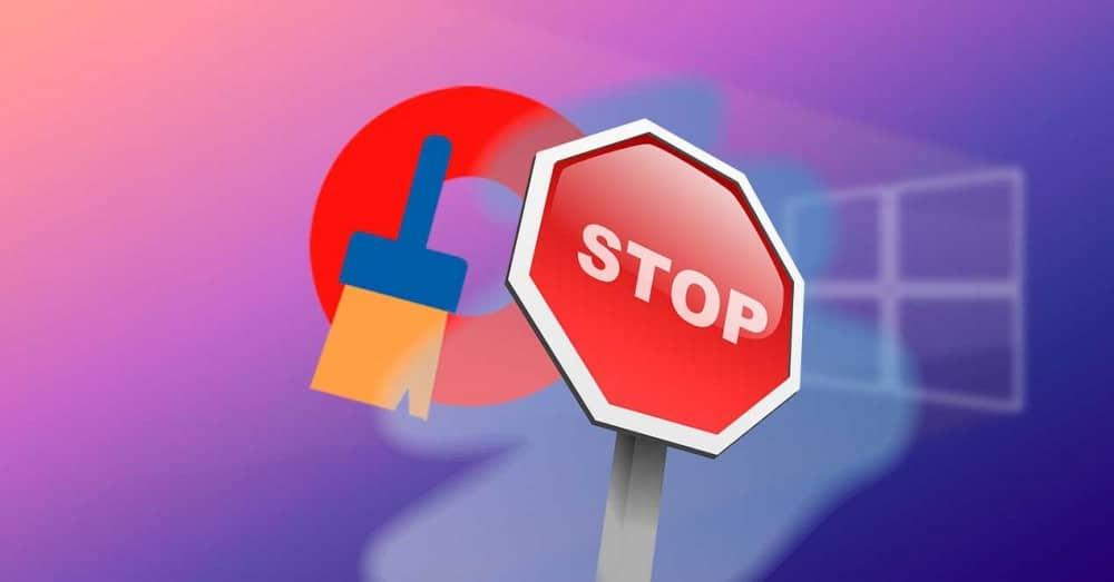 CCleanerの問題:Firefox拡張データを削除する