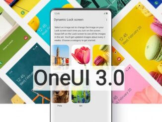 ONE UI 3.0, Based on Android 11