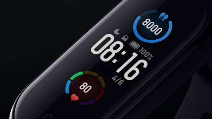 How to Change the Screen Functions of the Xiaomi Mi Band 5
