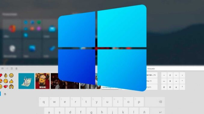 Activați pe Windows 10X Keyboard pe un Windows 10