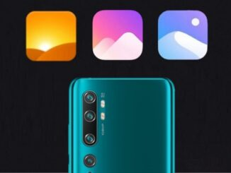 MIUI 12: All the News and Improvements in the Gallery