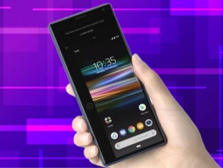 Activate One-hand Operation on Sony Xperia