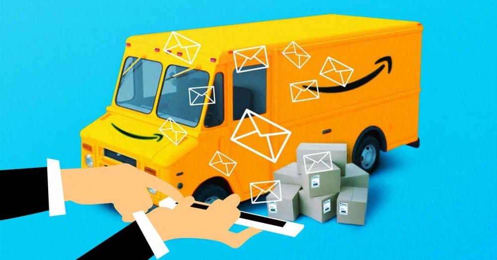 Activate SMS Notifications in Amazon