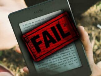 Error Opening eBook: Fix Content Problems on Kindle