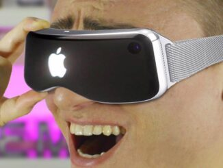 Apple Virtual Reality Glasses