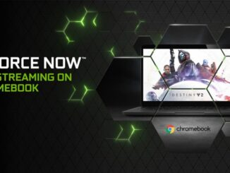 GeForce NOW Turns Chromebooks Into Gaming PCs