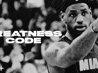 Apple TV + Sports Documentary: Greatness Code